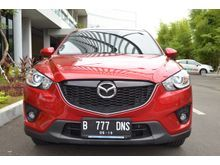 Mazda CX-5 2.5L GT i-Stop Soul Red At Th 2014