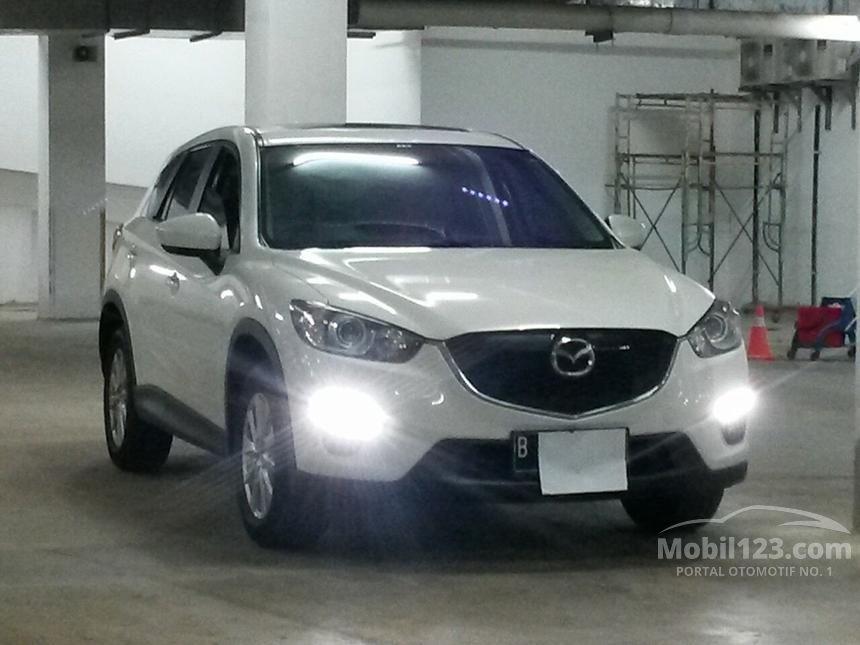2013 Mazda CX-5 Touring SUV