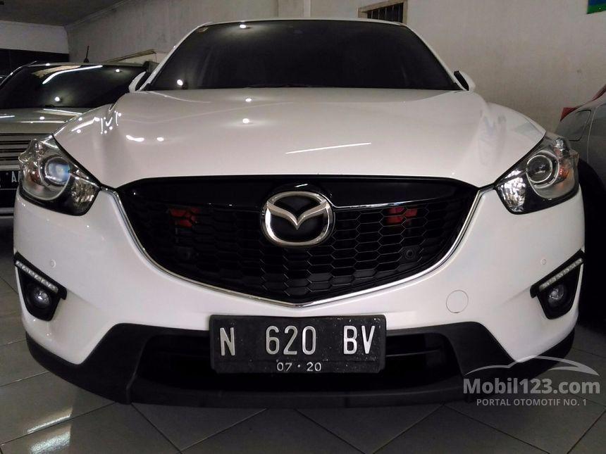 Jual Mobil Mazda CX-5 2014 Touring 2.5 di Jawa Timur ...