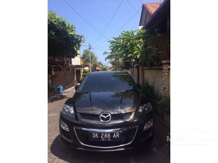 Jual Mobil Mazda CX-7 2011 2.3 di Bali Automatic Sedan ...