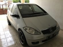 2007 Mercedes-Benz A150 1.5 W169 Hatchback