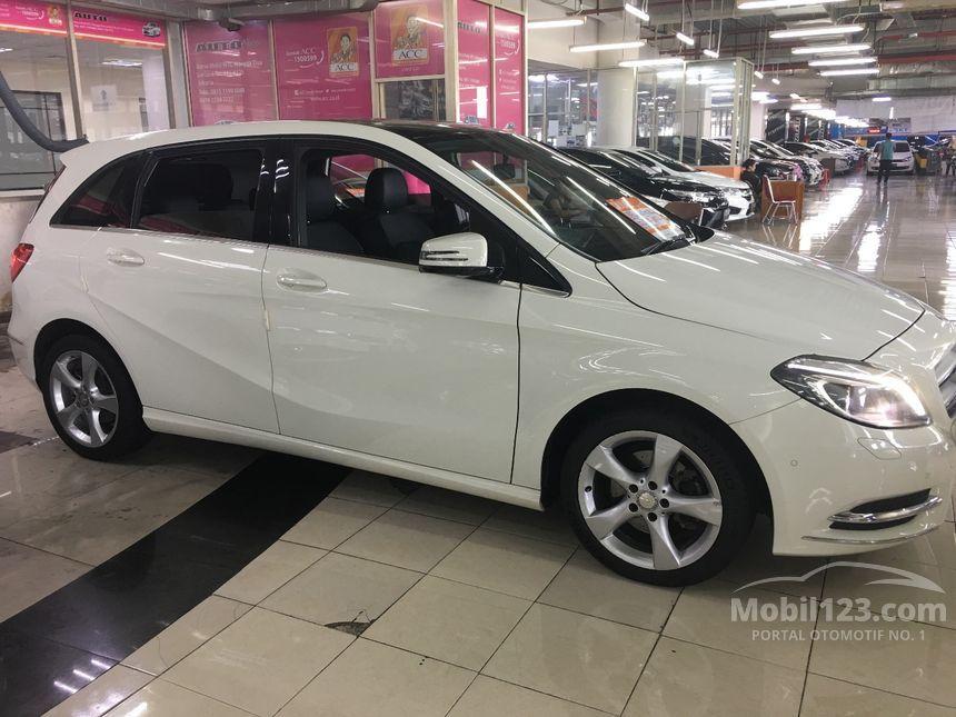 Mercedes Benz B  Sport Indonesia