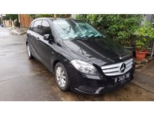 2012 Mercedes-Benz B200 km 5000