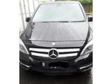 2013 Mercedes-Benz B200 1.6 Urban Hatchback