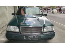 1994 Mercedes-Benz C180 1.8 1.8 Manual Sedan