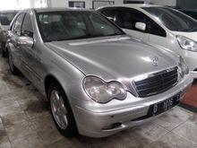 2003 Mercedes-Benz C180 1.8 Sedan
