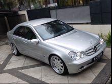 2004 Mercedes-Benz C180 1.8 Sedan