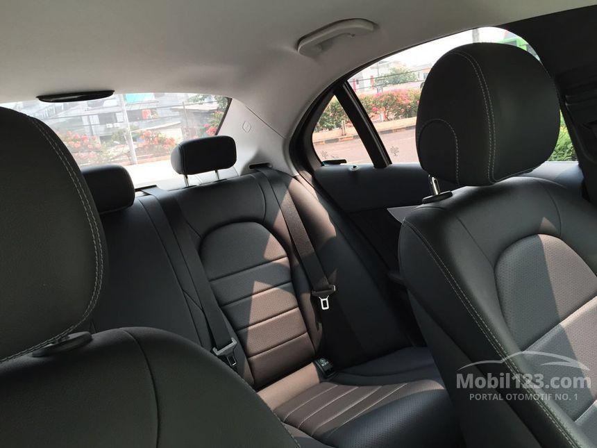 2014 Mercedes-Benz C200 Avantgarde Sedan