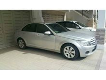 2010 Mercedes-Benz C200 1.8 CGI Avantgarde Sedan