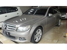 2009 Mercedes-Benz C200 1.8 kompp Avantgarde Sedan
