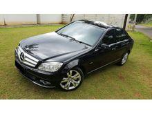 2009 Mercedes-Benz C200 1.8 CGI Avantgarde Sedan Harga Murah dan Berkualitas