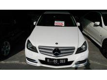 2013 Mercedes-Benz C200 1.8 CGI