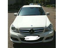 2012 Mercedes-Benz C200 1.8 CGI Sedan