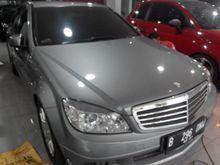2011 Mercedes-Benz C200 1.8 CGI Palladium Silver