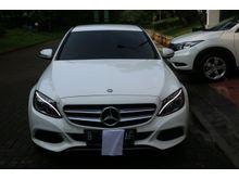 2015 Mercedes-Benz C200 2.0 W205 Sedan