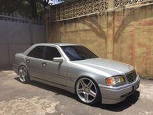 1997 Mercedes-Benz C230 2.3 2.3 Automatic Sedan