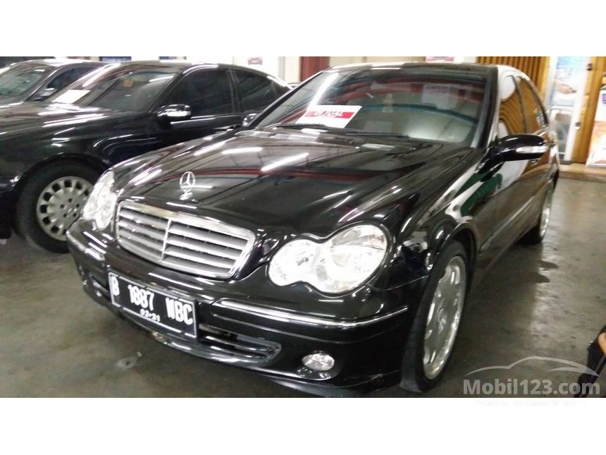 Mercedes Benz C230 2006 Elegance 2 5 Di Dki Jakarta