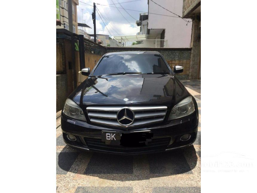 Mercedes benz c230 2008 elegance 2 5 di sumatera utara for 2008 mercedes benz c230
