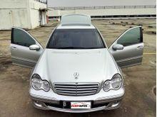 Mercedez Benz C240 Sunroof 2004 Facelift Elegance Silver