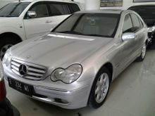 2003 Mercedes-Benz C240 2.6 Elegance Sedan