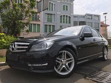 2012 Mercedes-Benz C250 1.8 AMG Coupe