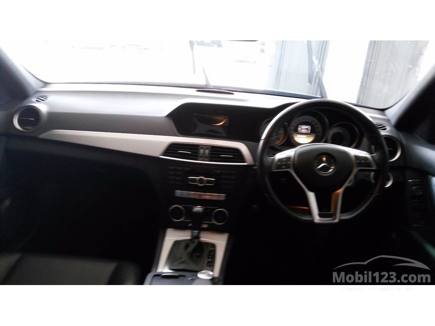 2011 Mercedes-Benz C250 AMG Coupe
