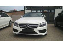2016 Mercedes-Benz C250 2.0 AMG Sedan DP MURAH