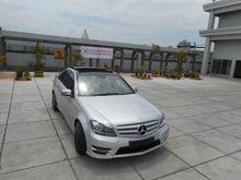2014 Mercedes-Benz C250 1.8 AMG plus Km 21rb Asli Record ISP masih