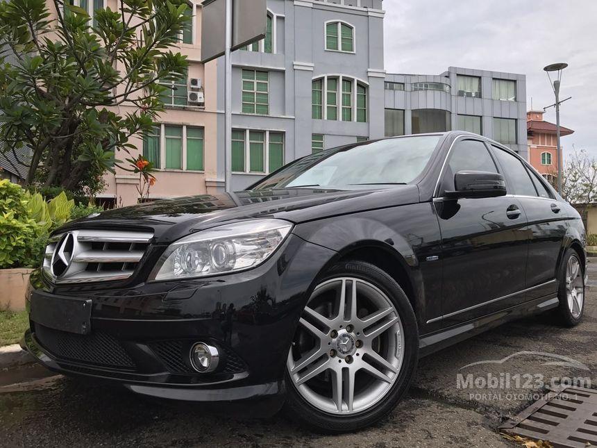Mercedes benz c250 2010 cgi 1 8 di dki jakarta automatic for 2010 mercedes benz c250