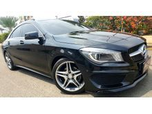 2014 Mercedes-Benz CLA200 1.6 Sport km 29 rbu an