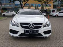 2013 Mercedes-Benz E200 1.8 CGI Sedan