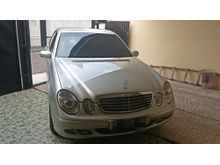 2004 Mercedes-Benz E200 1.8 Sedan