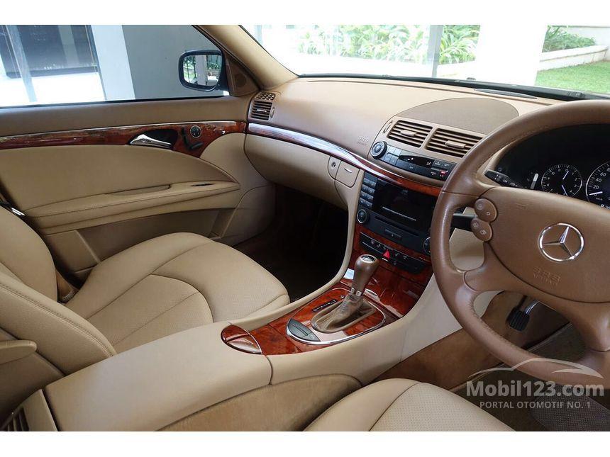 2008 Mercedes-Benz E230 E230 Sedan