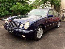 1996 Mercedes-Benz E230 2.3 W210 2.3 Manual Sedan