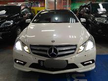 2011 Mercedes-Benz E250 1.8 CGI Avantgarde Sedan