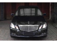 2012 Mercedes-Benz E250 1.8 CGI Sedan
