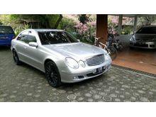 2003 Mercedes-Benz E260 2.6 E260 Sedan