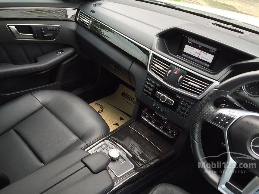 2013 Mercedes-Benz E300 Avantgarde AMG Sedan