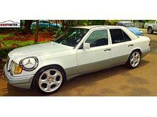 Mercedes benz Sportline Tahun 1994 1995 Matic Putih Terawat