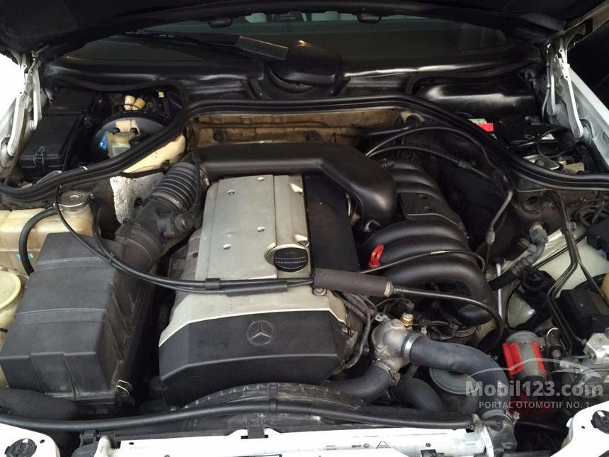 Jual Mobil Mercedes Benz E320 1993 W124 3 2 Automatic 3 2
