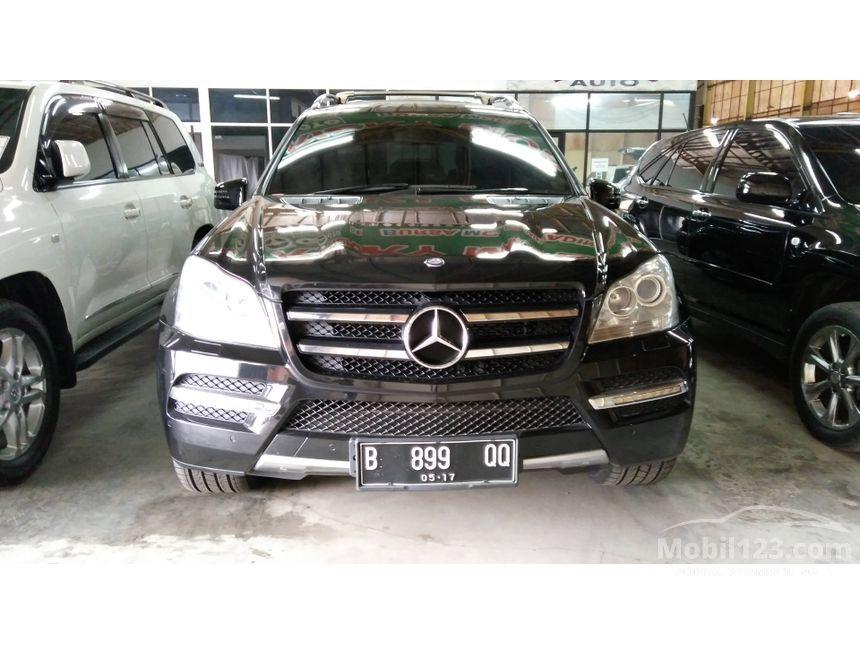 2011 Mercedes-Benz GL500 SUV