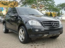 PASKAH Mercedes-Benz ML350 3.5 W164 SUV Offroad 4WD 2008