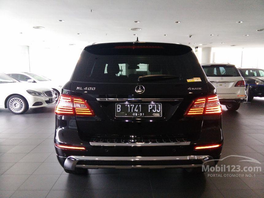 Mercedes-Benz ML400 2015 3.0 di DKI Jakarta Automatic SUV ...