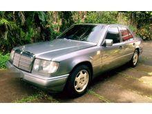 BOXER 1991 Mercedes-Benz 230E W124 Abu Abu
