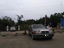 1992 Mercedes-Benz 230E 2.3 W124 Sedan