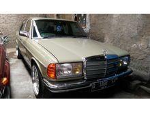 1980 Mercedes-Benz 280E