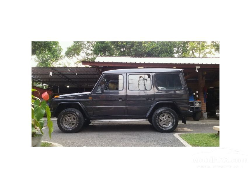 Mercedes-Benz 280GE 1991 W461 2.8 2.7 di Bali Manual SUV ...