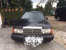 Jual cepat, 1988 Mercedes-Benz 300E 3.0 Sedan