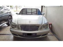 2003 Mercedes-Benz S280 2.8 V6 2.8 Automatic Sedan
