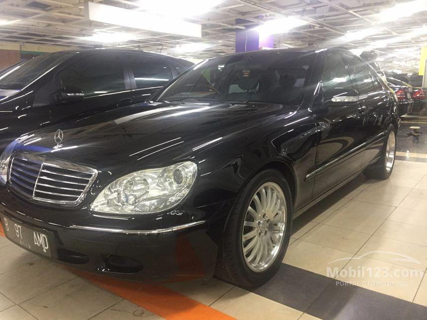 2003 Mercedes-Benz S280 L6 2.8 Automatic Sedan
